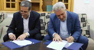 تفاهمنامه مرمت خانه حاجرئیس بین سازمان میراثفرهنگی و استانداری بوشهر امضا شد